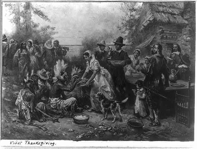 first-thanksgiving-painting-why-we-celebrate-thanksgiving-1565369087