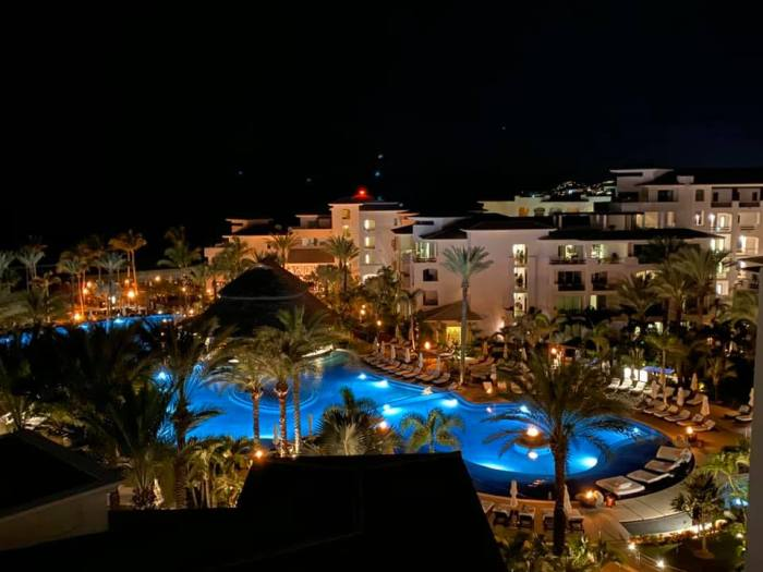 night in cabo